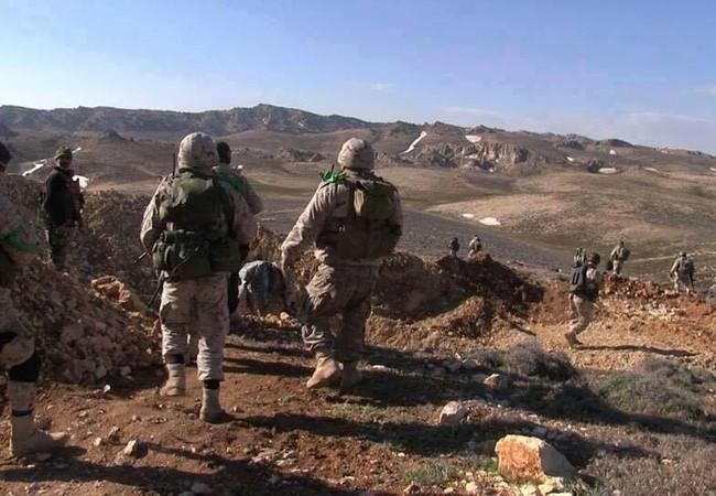 Quân đội Syria tấn công làng Al-Tannourah ở Bắc Aleppo