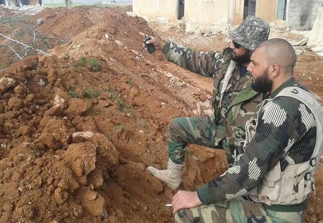 Lực lượng Tigers chiếm nhà máy Nhiệt điện Aleppo, diệt 30 tay súng IS