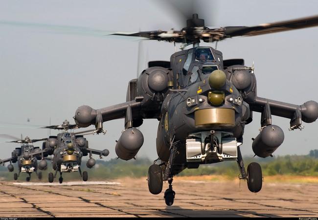 Video: Cận cảnh sức mạnh oai hùng của quân đội Nga
