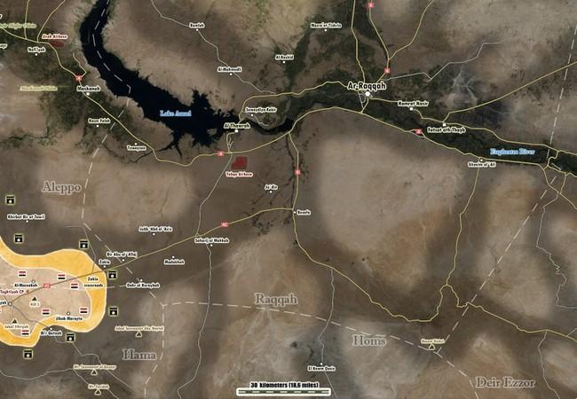 Lực lượng Tigers tấn công dữ đội IS, diệt hàng trăm tay súng khủng bố