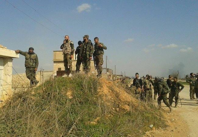 Lực lượng Tigers giành được 5 làng, tiếp tục tấn công