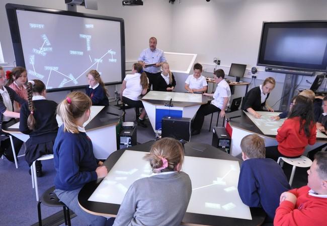 Ứng dụng công nghệ thông tin: Lớp học của tương lai