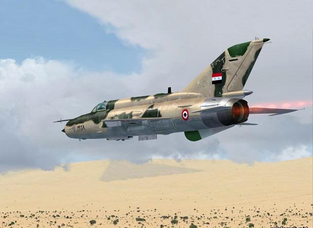 Không quân Syria dồn dập tấn công IS trên nhiều tỉnh ở Syria