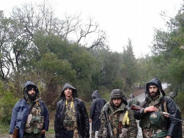 Quân đội Syria còn cách biên giới Thổ Nhĩ Kỳ - Latakia 500 m