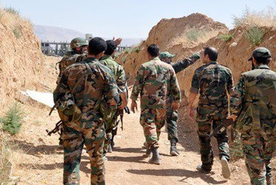 Quân đội Syria mở rộng vùng an ninh tuyến đường huyết mạch Khanasser-Aleppo