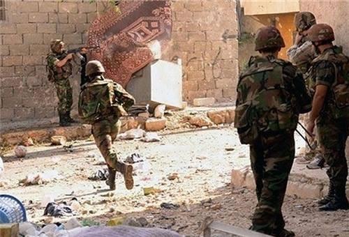 Quân đội Syria siết chặt vòng vây ở Đông Ghouta