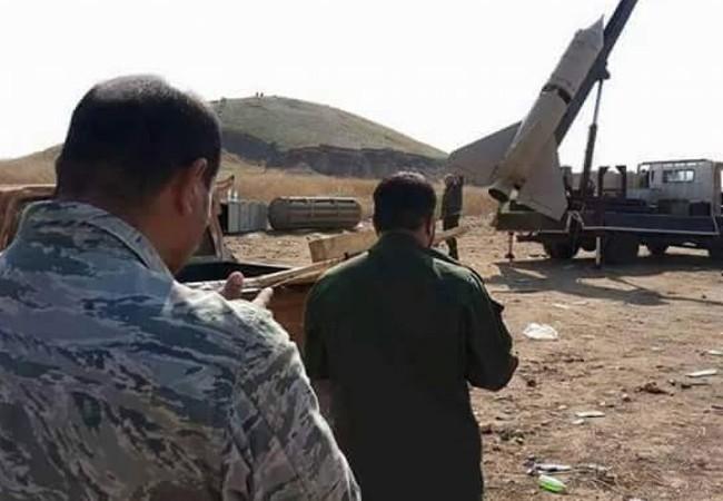 Quân đội Syria chiếm lại thị trấn Tal Al-Sakhar