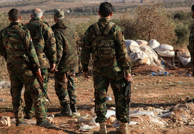 IS tấn công vào thành phố Deir Ezzor, hàng trăm tay súng IS mất mạng