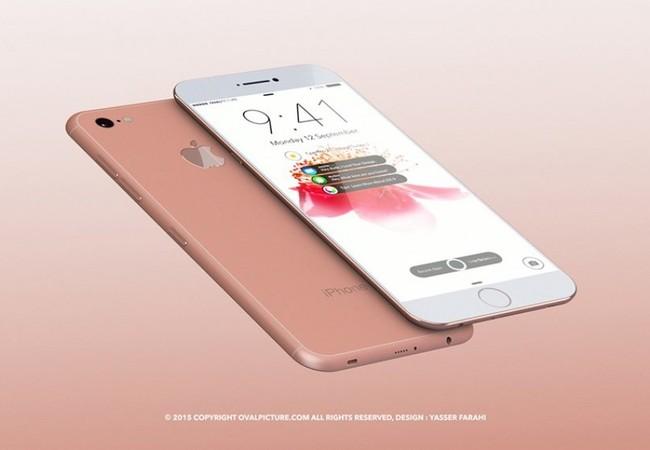 """Cận cảnh """"đập hộp"""" chiếc iPhone SE vàng hồng đầu tiên trên thế giới"""