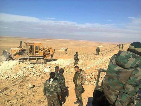 Giải phóng Palmyra và hướng phát triển tiếp theo của quân đội Syria