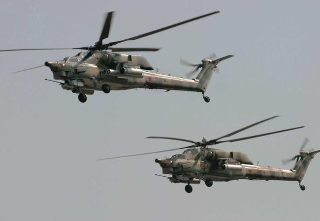 Không quân Nga đánh tê liệt mọi hoạt động của IS thuộc tỉnh Homs