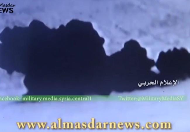 Video: Lực lượng FSA rơi vào ổ phục kích, 3 chiến binh tan xác