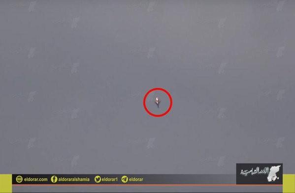 Sốc: Al-Nusra sử dụng tên lửa vác bắn rơi máy bay Su-22 Syria