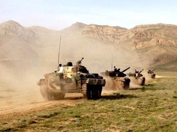 Karabakh: Quân đội phòng vệ NKR 29 binh sĩ thiệt mạng, hơn 100 bị thương