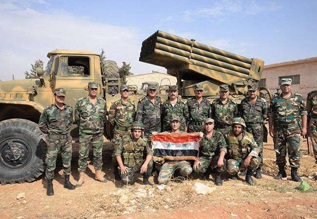 Tấn công Khan Touman thất bại, Al Nusra mất hàng chục tay súng
