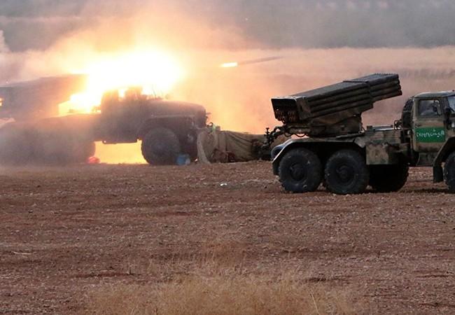 Lực lượng vũ trang Syria tiêu diệt 175 tay súng IS trên vùng nông thôn tỉnh Homs