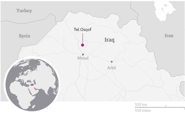 Video: Một lính đặc nhiệm Hải cẩu của Hải quân Mỹ tử trận tại miền Bắc Iraq