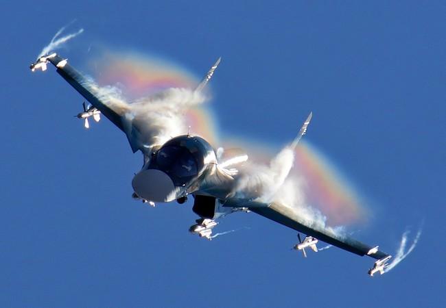 Video: Cận cảnh lực lượng Không quân Nga chiến đấu ở Syria