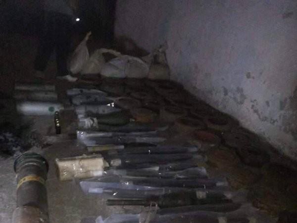 Quân đội Syria thu giữ tên lửa TOW vận chuyển cho lực lượng Hồi giáo cực đoan tỉnh Daraa (Video)