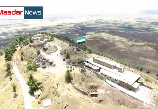 Không quân Nga phá hỏng lễ chào cờ của FSA ở Tây Daraa