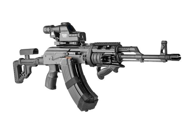 Súng tiểu liên AK Alfa phiên bản Mỹ