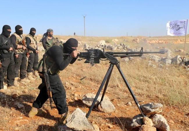 Chiến binh Hồi giáo ở Daraa