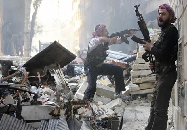 Chiến binh Hồi giáo cực đoan