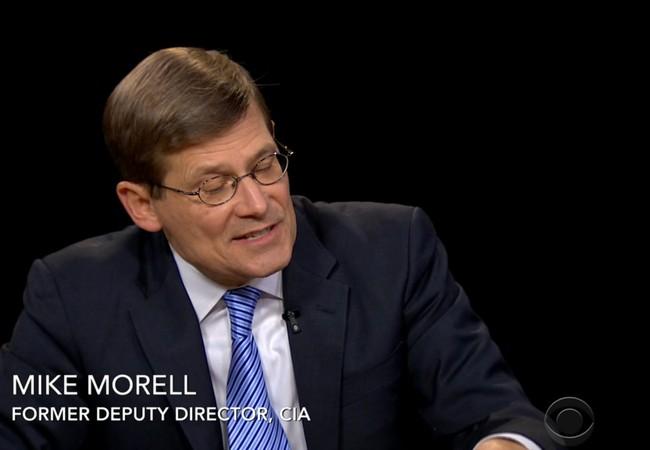 Cựu phó giám độc CIA Michael Morell