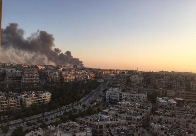 Chiến trường Tây Nam Aleppo