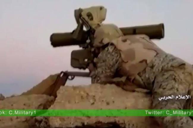 Bắn tên lửa chống tăng có điều khiển ATGM