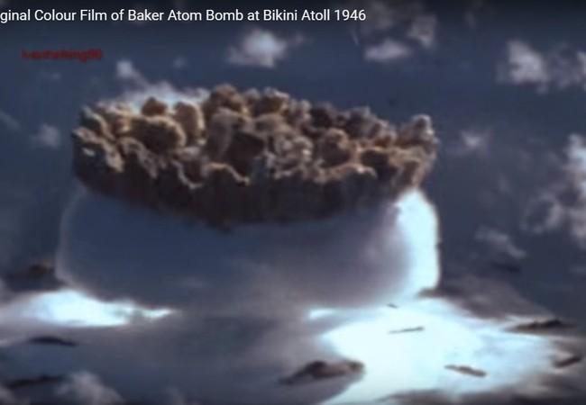 Vụ nổ thử nghiệm bom nguyên tử năm 1946