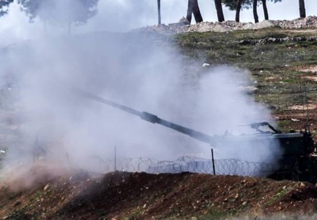 Xe tăng IS tấn công (ảnh minh họa)