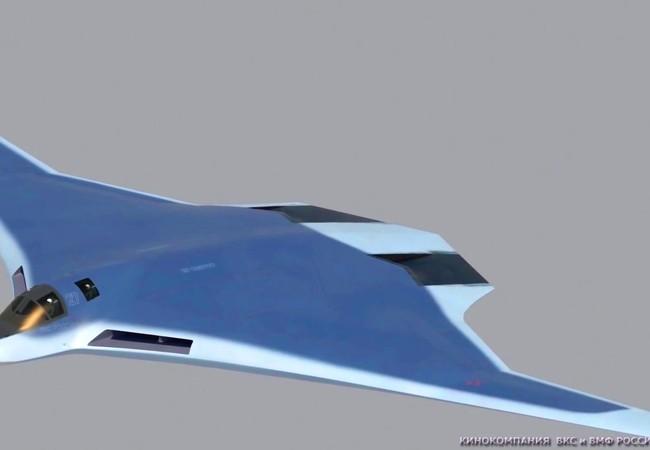 Máy bay ném bom chiến lược tương lại PAK-DA