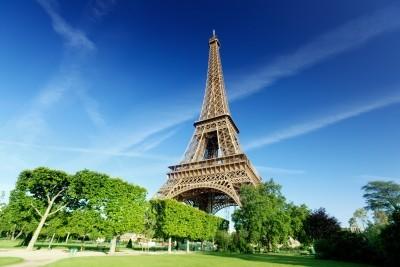Thành phố Paris tráng lệ sẽ ngập tràn màu xanh