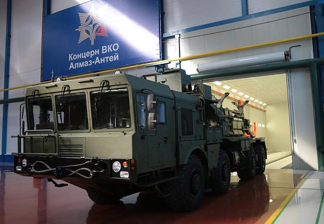 Tập đoàn sản xuất tên lửa Almaz-Antey