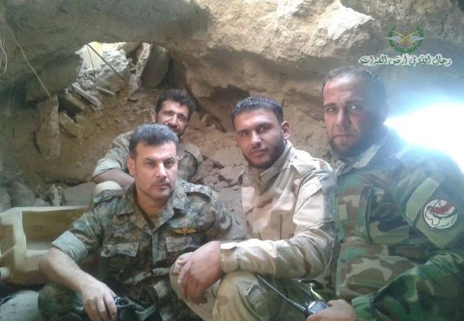 Lực lượng vũ trang địa phương NDF trên chiến trường Deir ez Zor