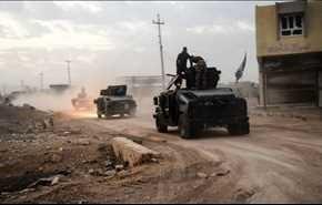 Quân đội Iraq tấn công trên chiến trường Mosul
