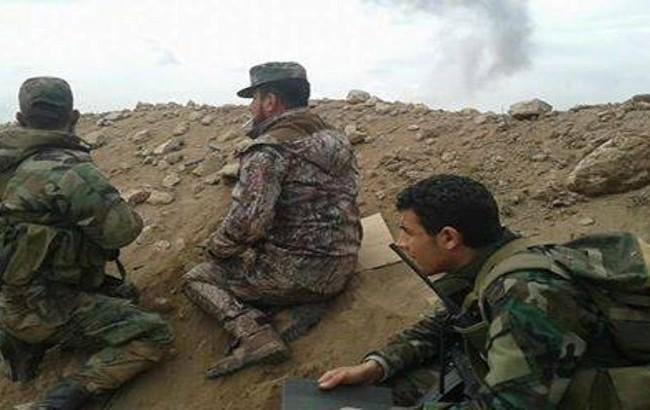 Thiếu tướng Suheil Al Hassan chỉ huy các đơn vị Tigers trên chiến trường