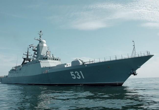 Khu trục hạm tên lửa hạng nhẹ Soobrazitelnyi