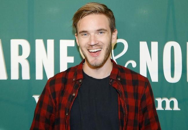 PewDiePie, chàng thanh niên kiếm được hàng chục triệu đô la trên Youtube