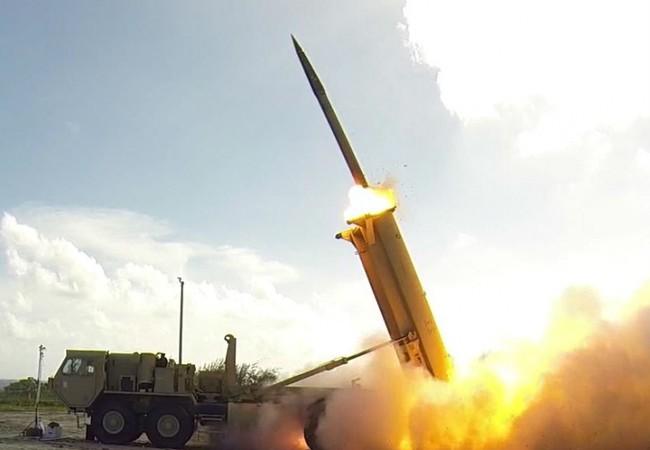 Hệ thống đánh chặn tên lửa chiến trường THAAD
