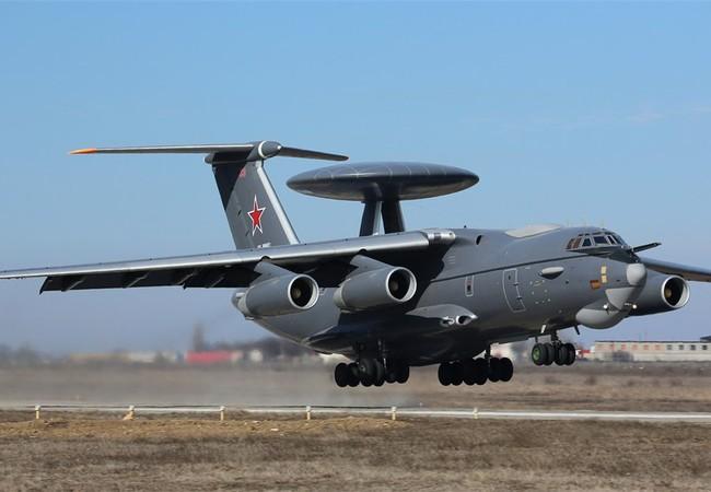 Máy bay cảnh báo sớm A-50U của Nga