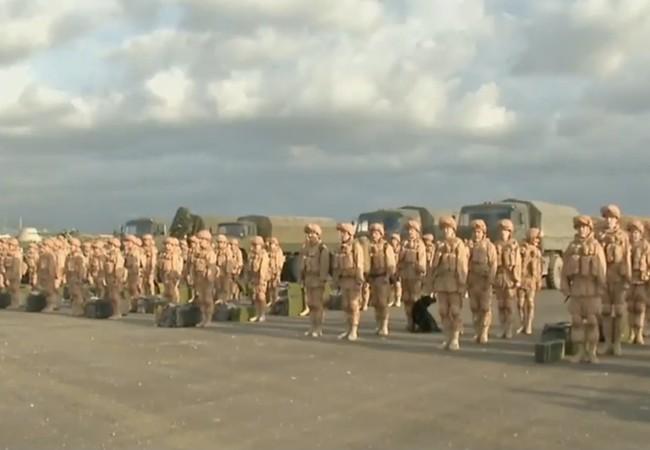 Lực lượng công binh Nga bắt đầu hoạt động rà phá bom mìn ở Palmyra