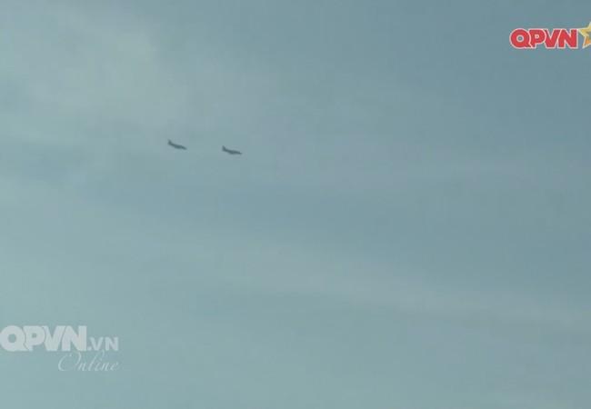 Không quân Việt Nam diễn tập sẵn sàng chiến đấu
