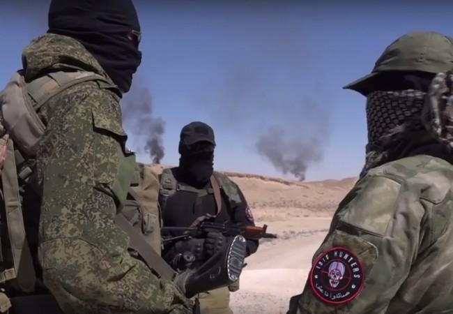 Lực lượng Săn IS (IS Hunters) trên vùng sa mạc tỉnh Homs