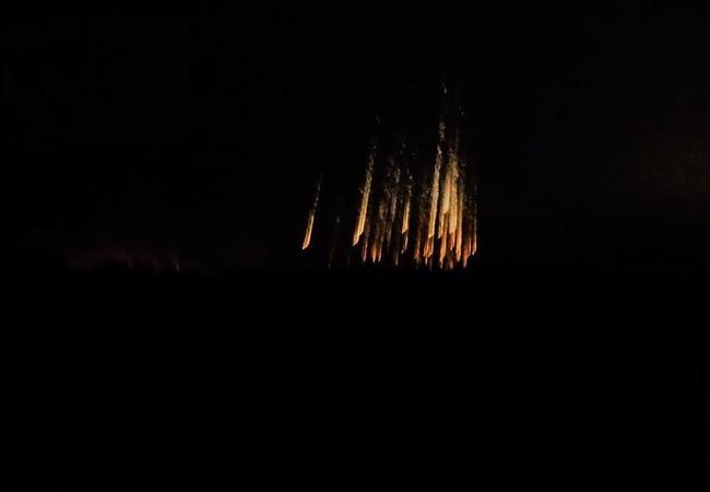Không quân Nga không kích trên chiến trường Hama