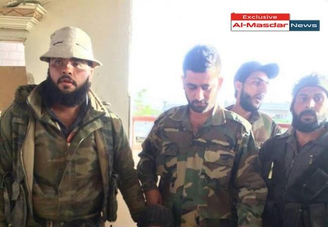 Quân đội Syria bắt giữ một thủ lĩnh và hai tay súng thánh chiến ở ngoại ô Damascus
