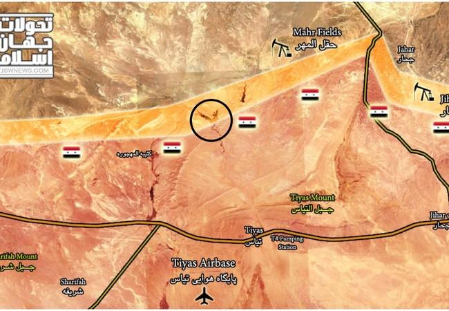 Đập Abu Kula hoàn toàn giải phóng
