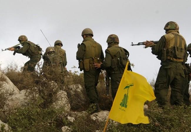 Binh sĩ Hezbollah trên chiến trường Lebanon