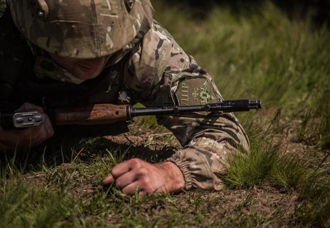 Cuộc chiến vùng Donbass (ảnh minh họa)
